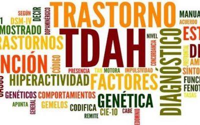 ¿Y qué hace una optometrista hablando del TDAH?